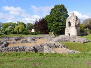 Ludgershall Castle image